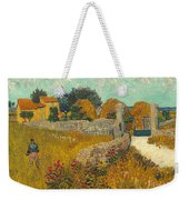 Farmhouse In Provence Weekender Tote Bag