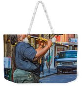 Feel It - Doreen's Jazz New Orleans 2 Weekender Tote Bag