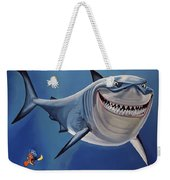 Finding Nemo Painting Weekender Tote Bag