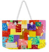 Frame Of Mind Weekender Tote Bag