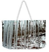 Frozen In Time Weekender Tote Bag