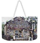 German Stone Cottage Weekender Tote Bag