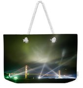 Golden Gate At Fifty Weekender Tote Bag