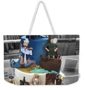 Grand National Wedding Cake Competition 741 Weekender Tote Bag