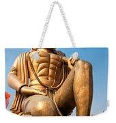 Great Bronze Hanuman - India Weekender Tote Bag