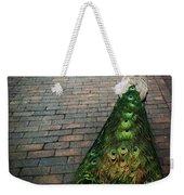 Happy Weekender Tote Bag by Katie Cupcakes