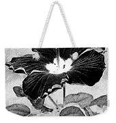 Hibiscus Art Weekender Tote Bag