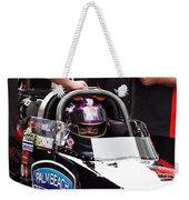 Hillary Will Las Vegas Motor Speed Way Strip Nhra Finals 2008 Weekender Tote Bag