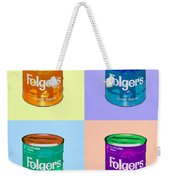 In Loving Memory Of Donny Who Loved Bowling  Set Of 4 Weekender Tote Bag