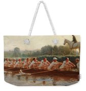 In The Golden Days Weekender Tote Bag by Hugh Goldwin Riviere