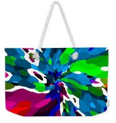 Iphone Cases Colorful Rich Bold Abstracts Cell Phone Covers Carole Spandau Cbs Designer Art 164  Weekender Tote Bag