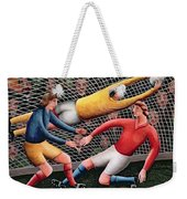 It's A Great Save Weekender Tote Bag
