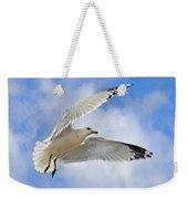 Jekyll Island Seagull Weekender Tote Bag