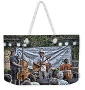 John Arthur Martinez Band Weekender Tote Bag