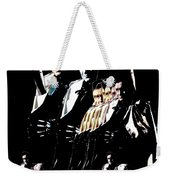 Johnny Cash Multiplied  Weekender Tote Bag