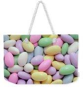 Jordan Almonds - Weddings - Candy Shop Weekender Tote Bag
