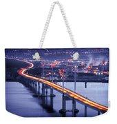Kessock Bridge Inverness Weekender Tote Bag