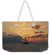 Marelous Key West Sunset Weekender Tote Bag