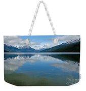 Lago Roca In Tierra Del Fuego National Park Weekender Tote Bag