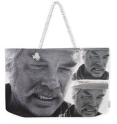 Lee Marvin Monte Walsh Variation #3 Collage Old Tucson Arizona 1969-2012 Weekender Tote Bag