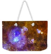 Life And Death In A Star-forming Cloud Weekender Tote Bag by Adam Romanowicz
