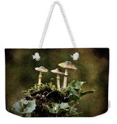 Little Mushrooms Weekender Tote Bag