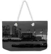 London Docklands Weekender Tote Bag