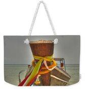 Long Tail Boat Weekender Tote Bag