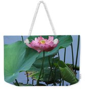 Lotus Flower At Calloway Weekender Tote Bag