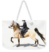 Lovely Gaited Buckskin  Weekender Tote Bag