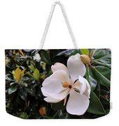 Magnificent Magnolia Weekender Tote Bag