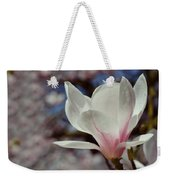 Magnolia Flowers In Spring Time Weekender Tote Bag