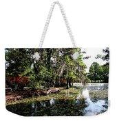 Magnolia Plantation Gardens Weekender Tote Bag