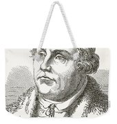 Martin Luther  Weekender Tote Bag