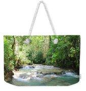 Mayfield Falls Jamaica Weekender Tote Bag