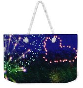 My 4th Of July Weekender Tote Bag by Janie Johnson