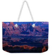 Needles Overlook  Weekender Tote Bag
