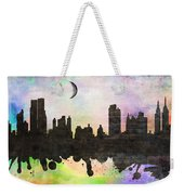 New York 6 Weekender Tote Bag