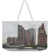 New York - New York Weekender Tote Bag