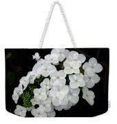 Oak Leaf Hydrangea Weekender Tote Bag