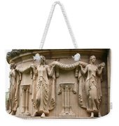 Palace Of Fine Art Relief  Weekender Tote Bag