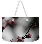 Peach Blossom II Weekender Tote Bag