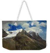Peaks In The Rockies Weekender Tote Bag