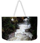 Pemigewasset River White Mountains Weekender Tote Bag