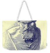 Plato Weekender Tote Bag by Chapuis