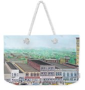 Portsmouth Ohio 1948 Dime Store Row 3rd To 4th Weekender Tote Bag