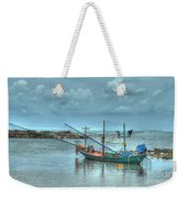 Ready For A Night Fishing Weekender Tote Bag