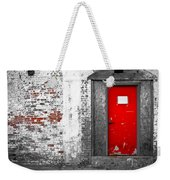 Red Door Perception Weekender Tote Bag
