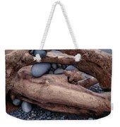 Rocks  In Driftwood Weekender Tote Bag