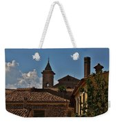 Rooftop Of The City Weekender Tote Bag